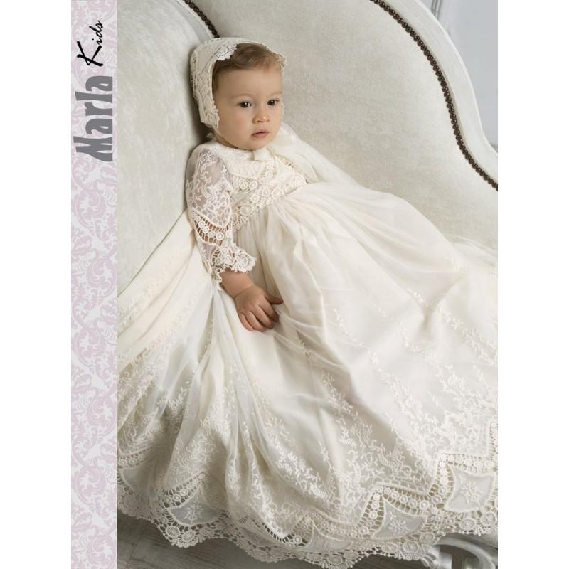 Christening Gown M210 Marla