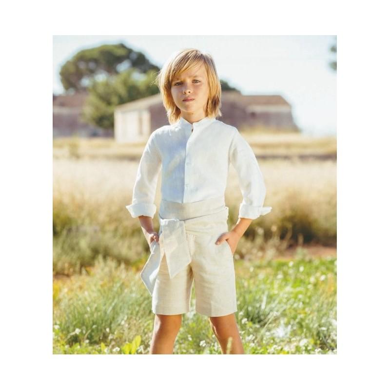 Linen Suit Amaya 513280