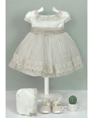 Ceremony Baby Dress 512010 Amaya