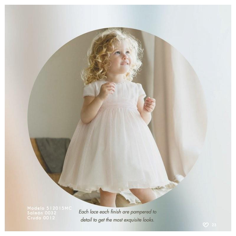 Ceremony Baby Dress 512015 Amaya