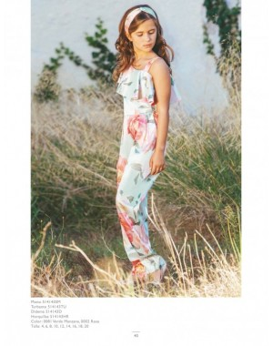 Ceremony Jumpsuit 514143 Amaya