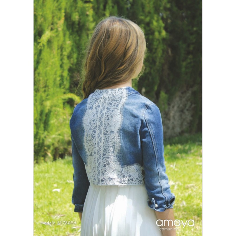 Denim Jacket Amaya 517809