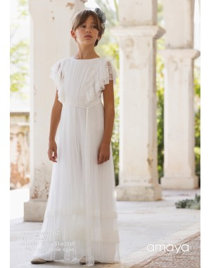 First Communion Jumpsuit Amaya 516006MC