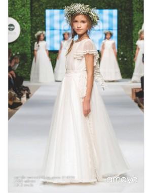 First Communion Dress Amaya 516026MC