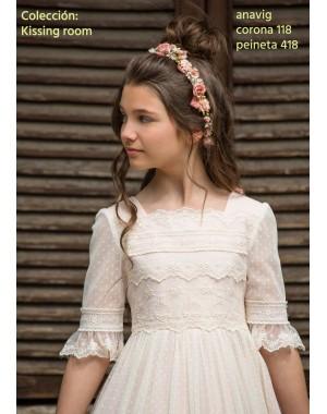 First Communion Dress Anavig 6418