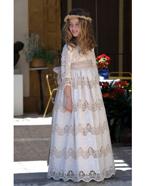 First Communion Dress Marla K119
