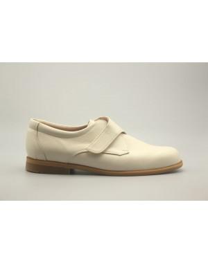 Zapato Comunión Niño Velcro Piel 31-40