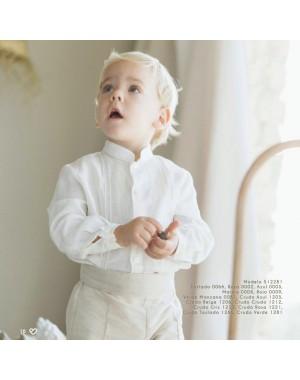 Conjunto bebé lino Amaya 512281