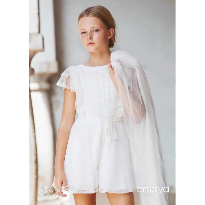 First Communion Dress Amaya 516015MC