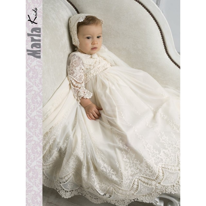 Christening Gown M210 Marla