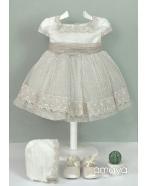 Ceremony Baby Dress 512010 Amaya