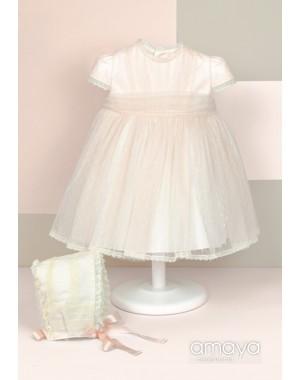 Vestido Ceremonia Bebé 512015 Amaya