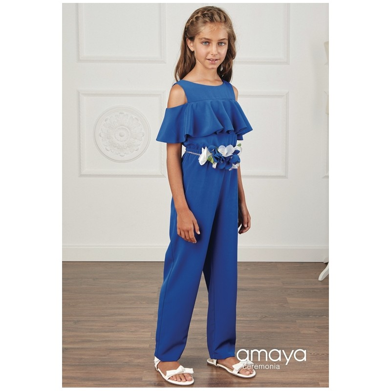 Ceremony Jumpsuit 514147 Amaya