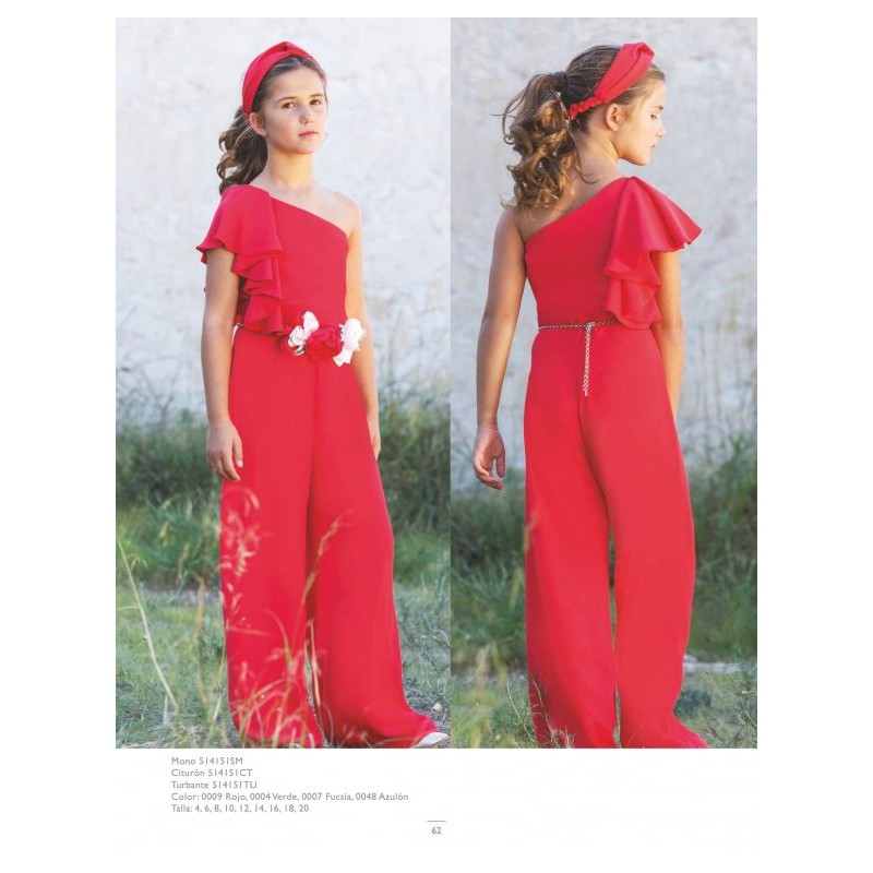 Ceremony Jumpsuit 514151 Amaya