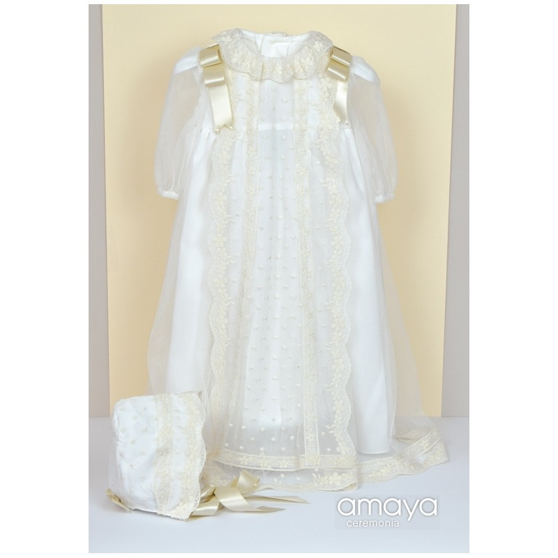 Christening Gown 512005 Amaya
