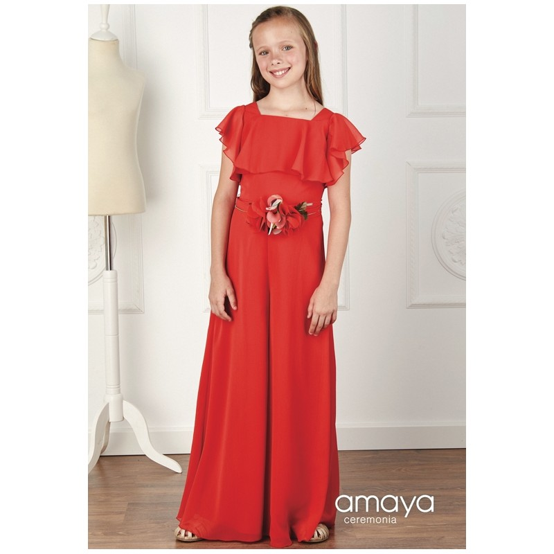 Ceremony Jumpsuit 514131 Amaya