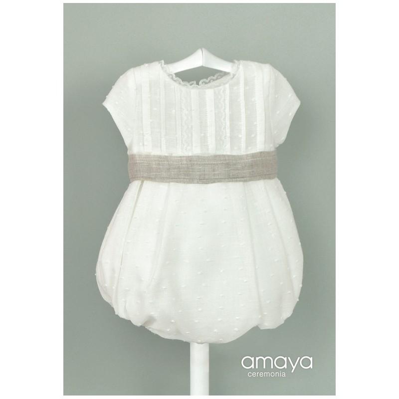 Pelele lino Amaya 512030
