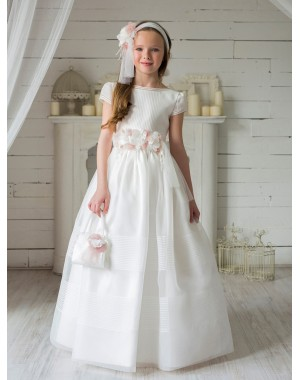 First Communion Dress Marla K116