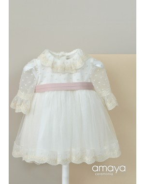 Ceremony Baby Dress 512014 Amaya