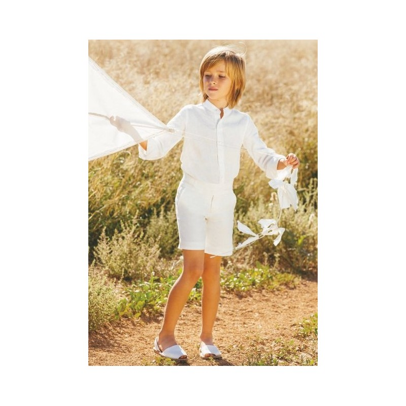 Conjunto niño lino Amaya 513281