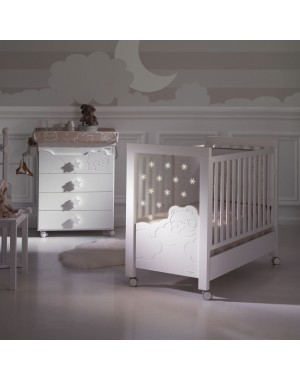 Cradle Micuna Dolce Luce LED + Relax System