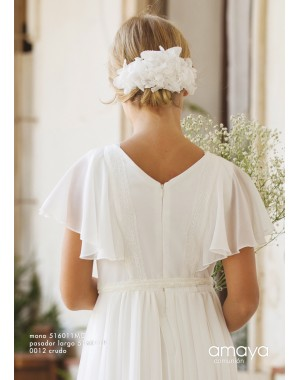 First Communion Jumpsuit Amaya 516011MC