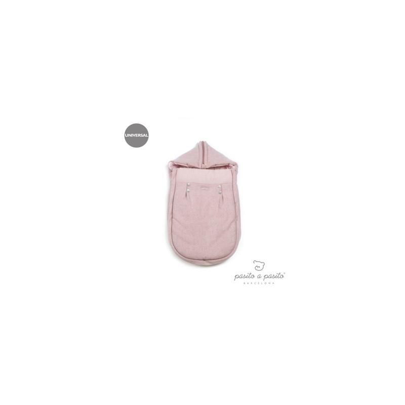 Footmuff Bohemian Pink Pasito a Pasito