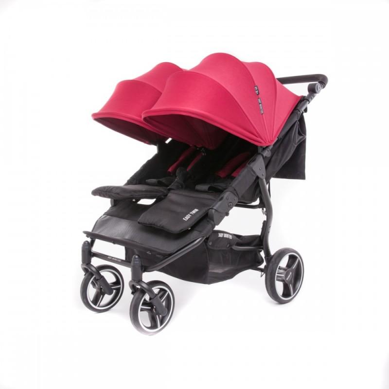 Silla Gemelar Easy Twin 3S Light Baby Monsters