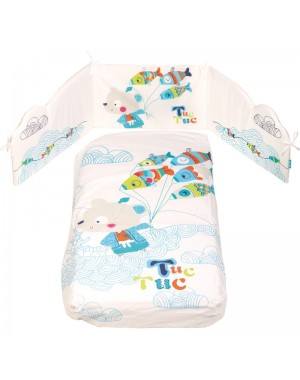 Quilt Kimono TUC TUC