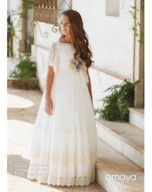 First Communion Dress Amaya 517028MD