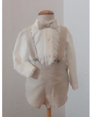 Baby suit Linen Taracido 4425