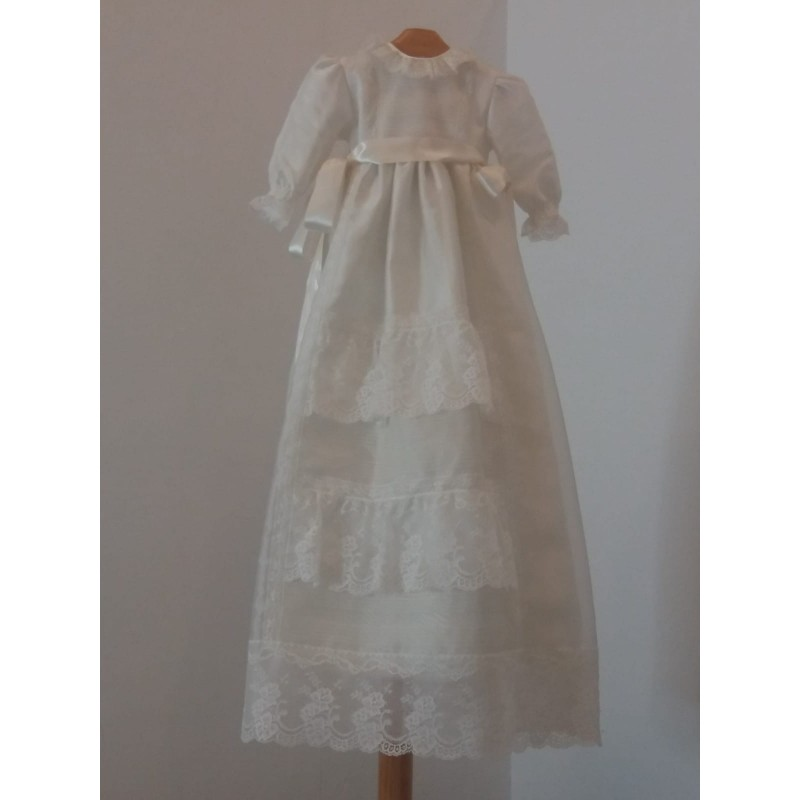 Christening Gown Cristal 10 Los3ositos