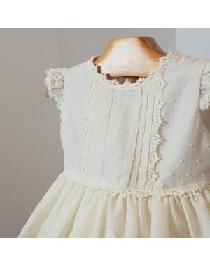 Vestido Bebé Ceremonia 4406 Anavig
