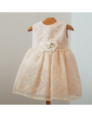 Vestido Bebé Ceremonia 1022 Anavig