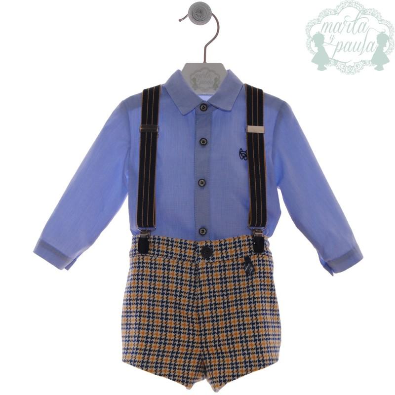 Boy Suit 1850 Marta y Paula