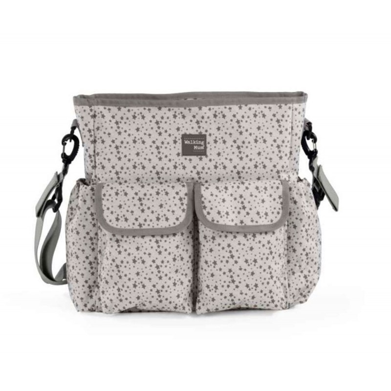 Bolsa Canastilla Stars Be Walking Mum