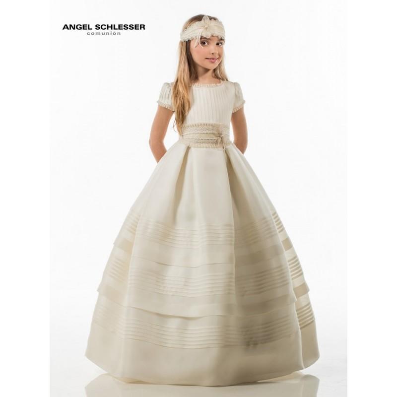 First Communion Dress Angel Schlesser G492