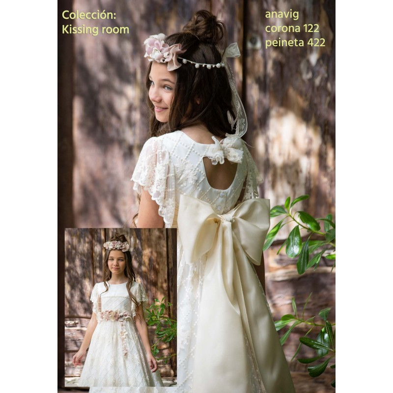 First Communion Dress Anavig 6422