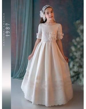 First Communion Dress Hannibal Laguna J303