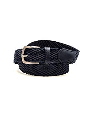 Belt Braided Leather Communion Child Vaello