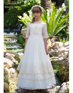 First Communion Dress Anavig 6407