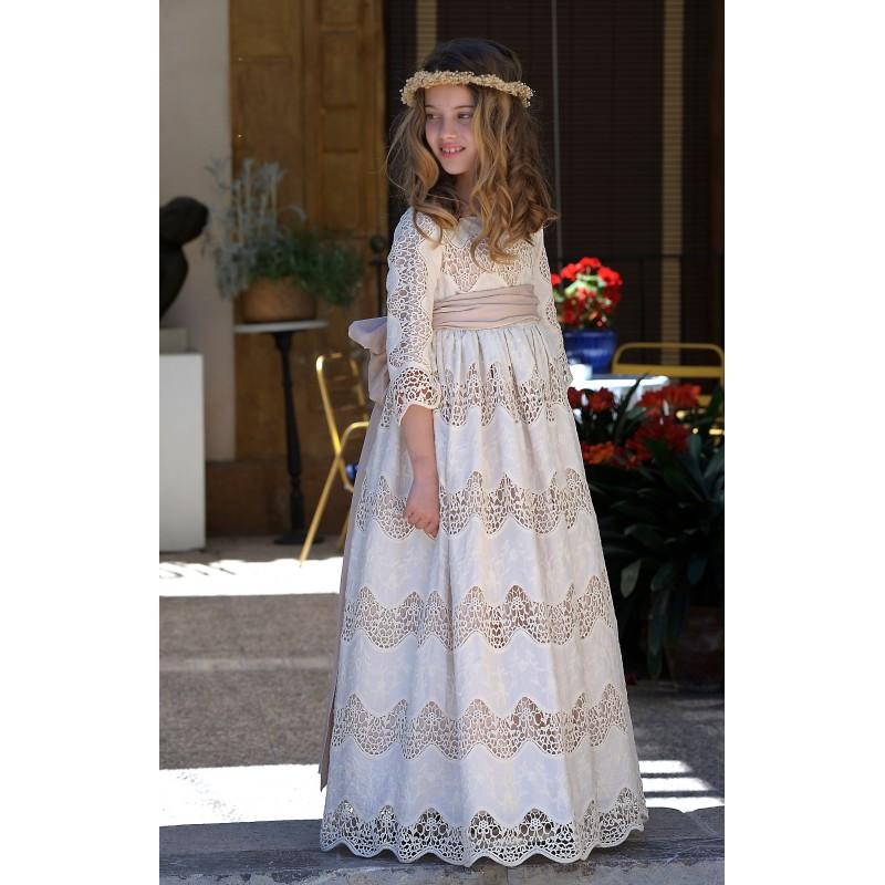 Vestido Comunión 2020 La Befana 057