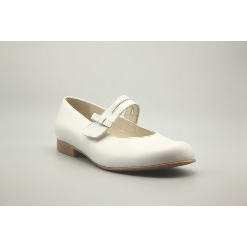 Mary Jane Shoes Bow Leather 17-23