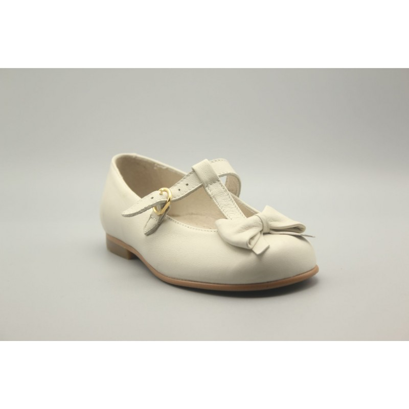 Mary Jane Shoes Big Bow Leather 31-40