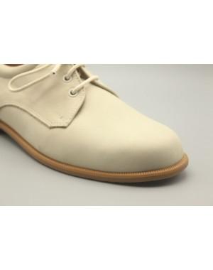 Zapato Niño Cordón Piel 31-40